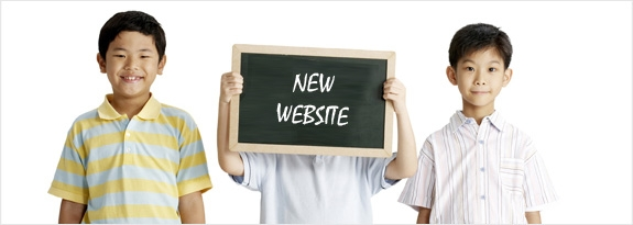 We had launched our new website!